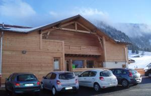 Le foyer de ski
