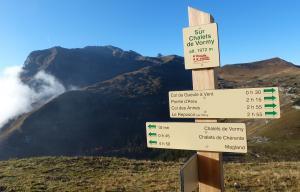 Focus sur les alpages de Vormy