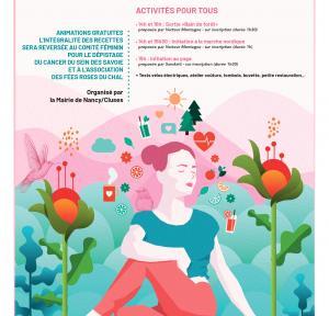 Après-midi Octobre Rose à Nancy-sur-Cluses