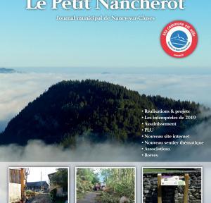 Nouveau numéro du Petit Nancherot