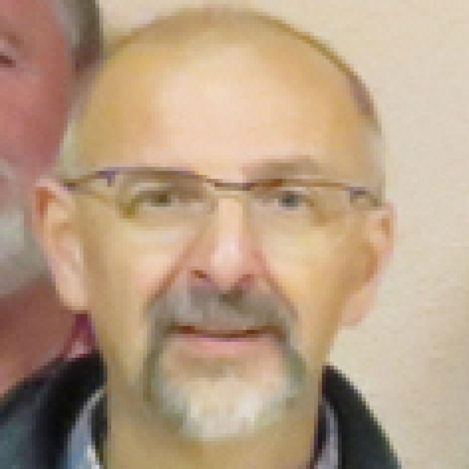 Alain Roux, maire