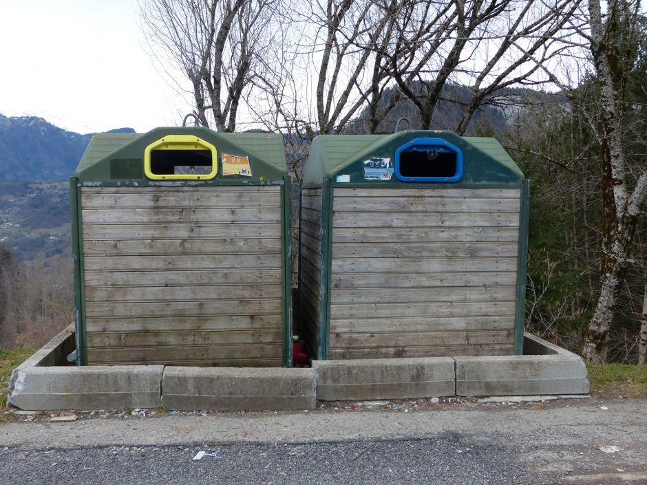 Collecte des déchets et tri sélectif