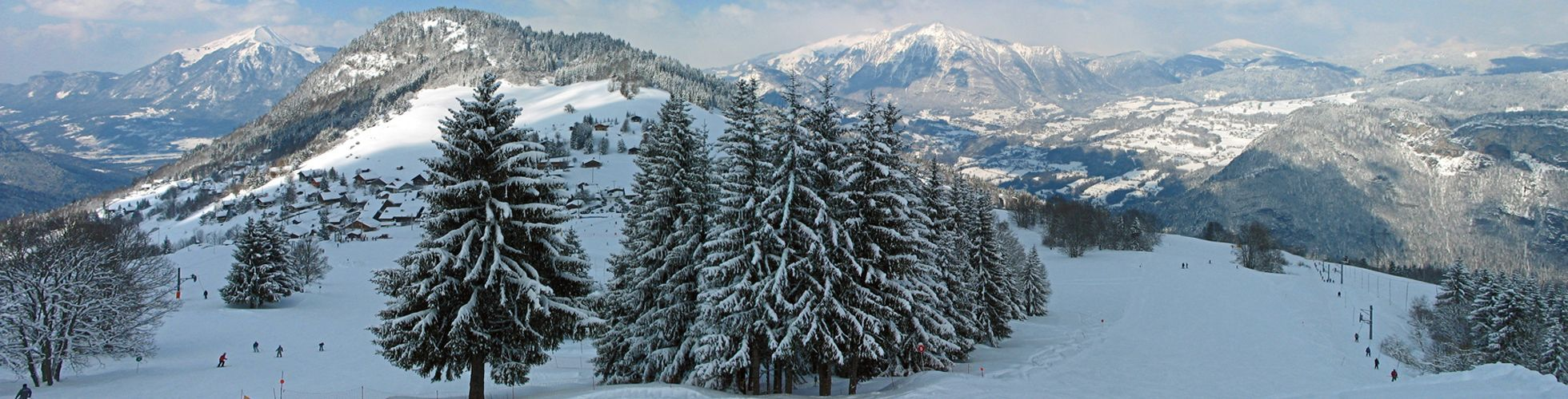 12. Le ski